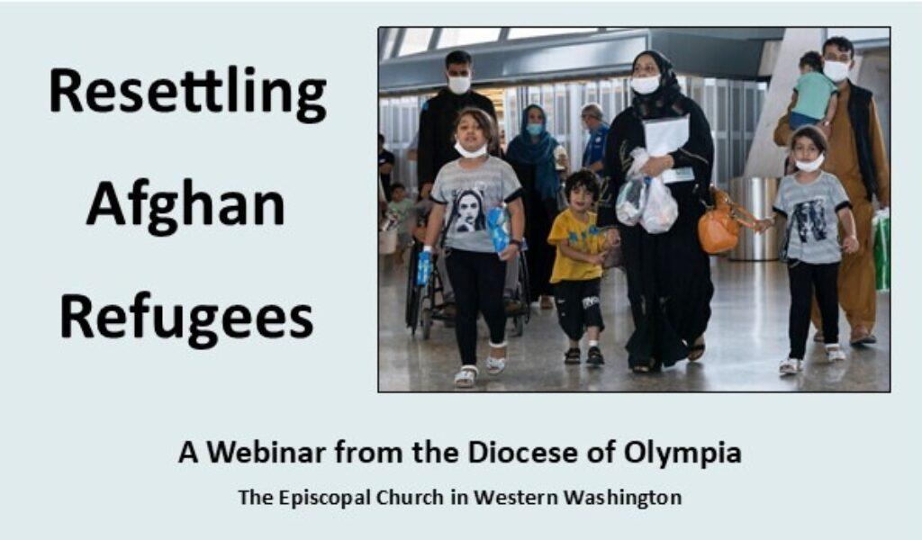 Resettling Afghan Refugees